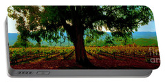 Napa Valley Winery Roadside Portable Battery Charger