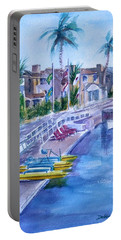 Naples Fun Portable Battery Charger