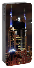 Nashville Portable Battery Charger by Frozen in Time Fine Art Photography