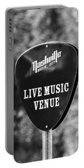 Nashville Music City Sign Portable Battery Charger
