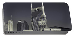 Nashville Tennessee Batman Building Portable Battery Charger