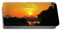 Natchez Sunset Portable Battery Charger