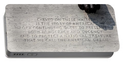 National Law Enforcement Officers Memorial Portable Battery Charger