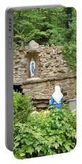 National Shrine Grotto Of Our Lady Of Lourdes Portable Battery Charger