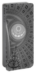 National Statuary Rotunda Bw Portable Battery Charger