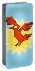 Native South American Condor Bird Portable Battery Charger
