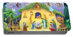 Nativity For Children Portable Battery Charger