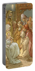 Nativity Portable Battery Charger