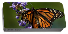 Natural Art Portable Battery Charger by Nava Thompson