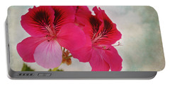Natural Beauty Portable Battery Charger by Claudia Ellis