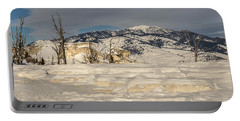 Portable Battery Charger featuring the photograph Natural Beauty by Sue Smith