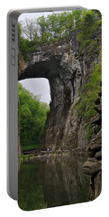 Natural Bridge Portable Battery Charger
