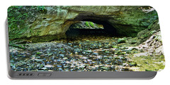Natural Rock Bridge Portable Battery Charger