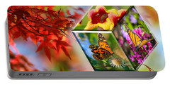 Natural Vibrance Portable Battery Charger