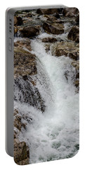 Naturally Pure Waterfall Portable Battery Charger