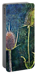 Nature Abstract 12 Portable Battery Charger