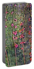 Nature Abstract 43 Portable Battery Charger