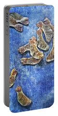Nature Abstract 83 Portable Battery Charger