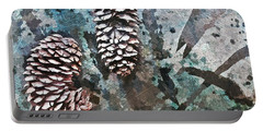Nature Abstract 87 Portable Battery Charger