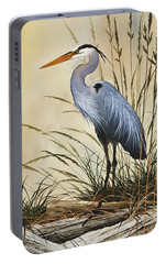 Natures Grace Portable Battery Charger by James Williamson