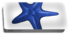 Nautical Blue Starfish Portable Battery Charger