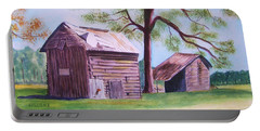 Nc Tobacco Barns Portable Battery Charger