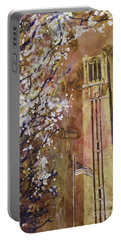 Ncsu Bell Tower Portable Battery Charger