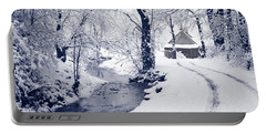 Portable Battery Charger featuring the photograph Nearly Home by Liz Leyden