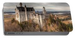 Neuschwanstein Castle Portable Battery Charger