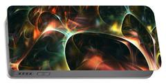 Neutrino Portable Battery Charger by Kim Sy Ok