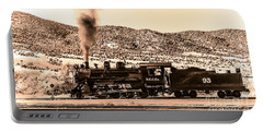 Nevada Northern Railway Portable Battery Charger