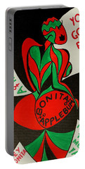 Never A Flaw Bonita Applebum Portable Battery Charger