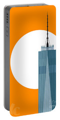 New Beginnings Freedom Tower Portable Battery Charger