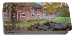 New England Barn Portable Battery Charger