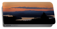 New Hampshire Sunset Portable Battery Charger