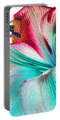 Portable Battery Charger featuring the digital art New Kid In Town by Margie Chapman