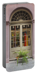 French Quarter Doors14 Portable Battery Charger