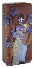 New Orleans Jazz Artwork 17 Portable Battery Charger