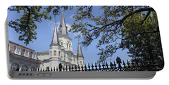 St Louis Cathedral In New Orleans New Orleans 18 Portable Battery Charger