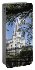 St. Louis Cathedral 20 Portable Battery Charger