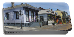 New Orleans Architecture 38 Portable Battery Charger