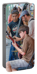 New Orleans Street Trio Portable Battery Charger