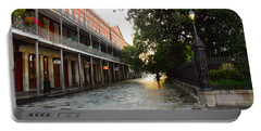 New Orleans Streets Portable Battery Charger