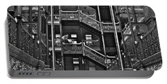 New Photographic Art Print For Sale Bradbury Building Downtown La Portable Battery Charger