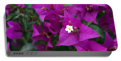 New River Bougainvillea Portable Battery Charger
