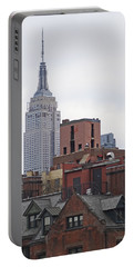 New York Buttes Portable Battery Charger