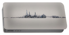 New York City 2013 Skyline 20x60 Portable Battery Charger