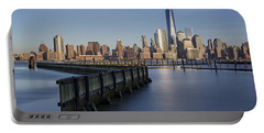 New York City Financial District Portable Battery Charger
