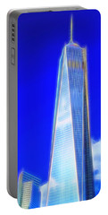 New York City Freedom Tower Portable Battery Charger