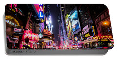 New York City Night Portable Battery Charger